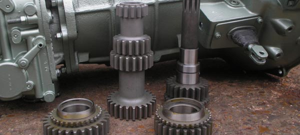 Austin Healey gearbox set