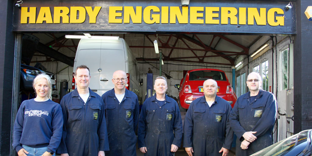 meet the hardy engineering team